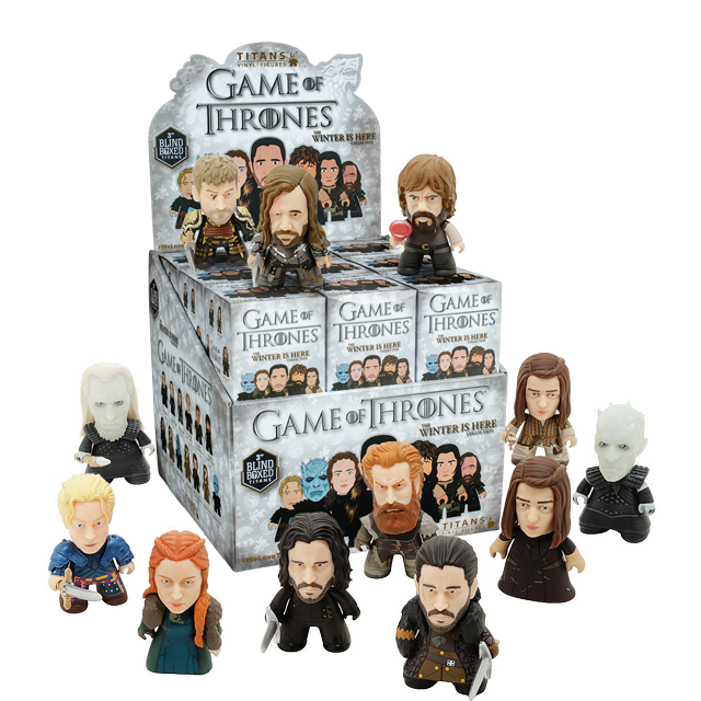 Titans Game of Thrones: Winter is Here - Blindbox