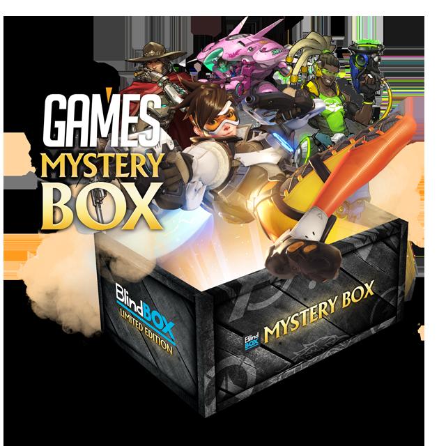Blindbox Games #1 Overwatch - Mystery Box