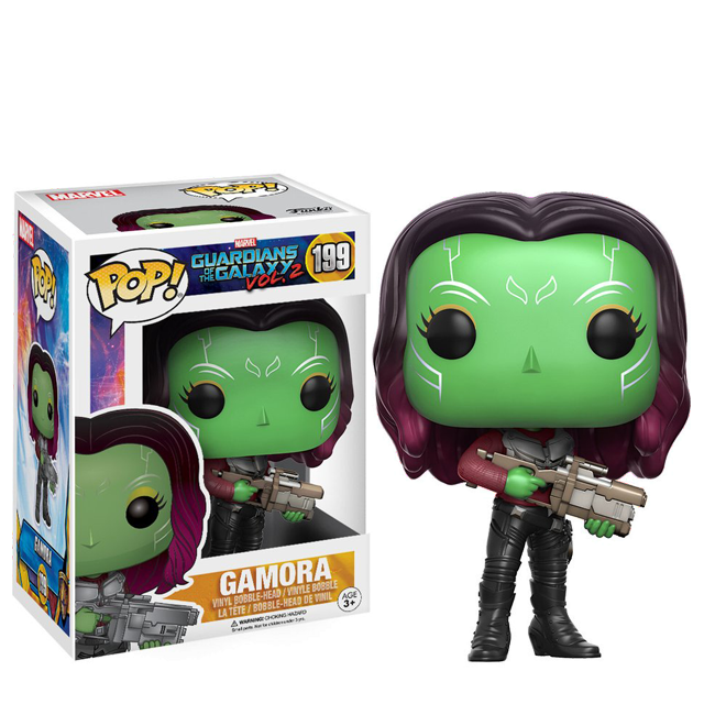 Figurka Funko POP! Gamora - Vol.2
