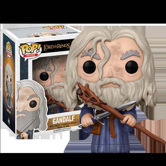 Figurka Funko POP Gandalf - Pán prstenů