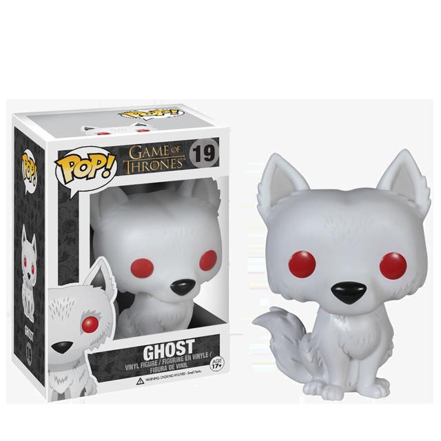 Figurka Funko POP! Ghost