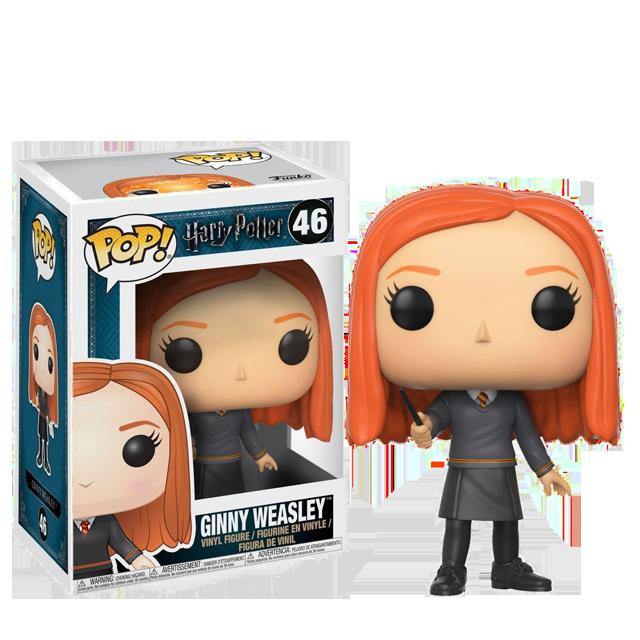 Figurka Funko POP! Ginny Weasley
