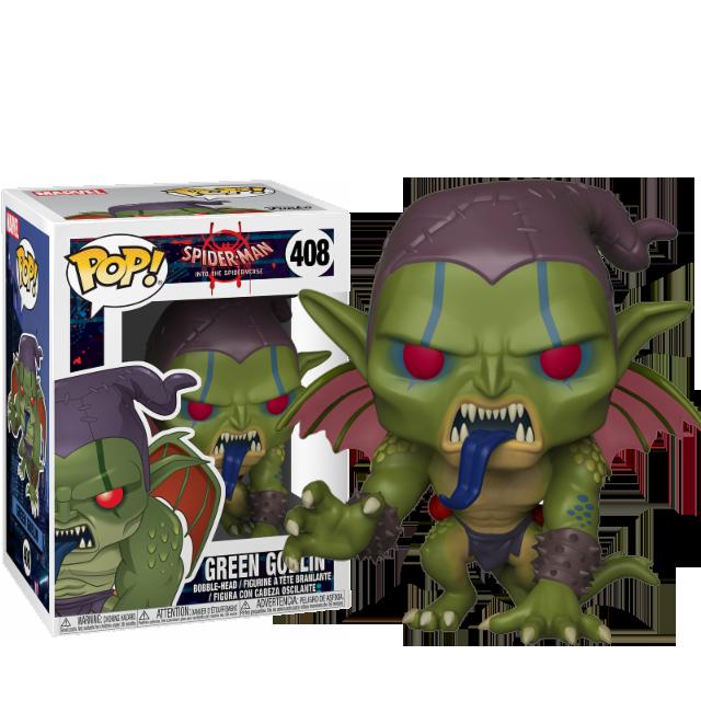 Figurka Funko POP! Green Goblin - Into the Spider-Verse