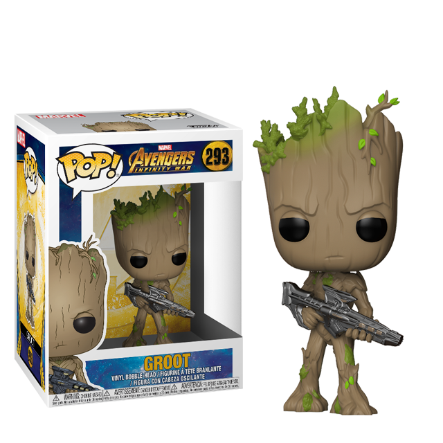 Figurka Funko POP! Groot - Infinity War