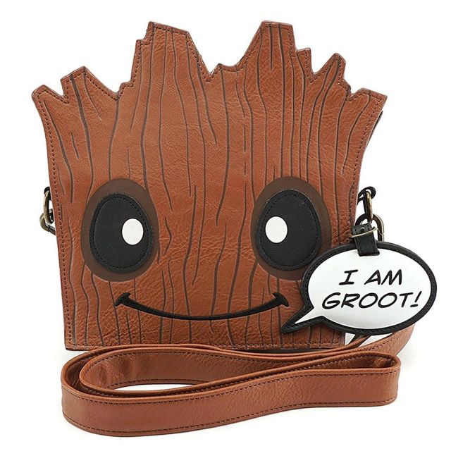 Loungefly Marvel Groot Kabelka