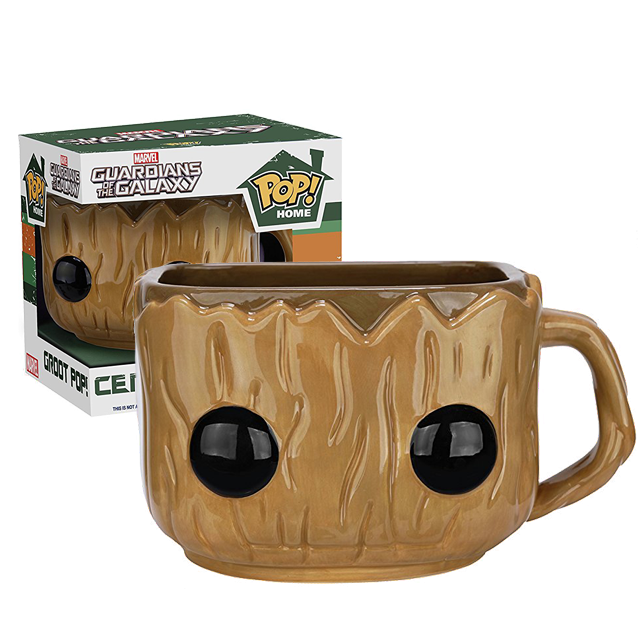 Funko POP! HOME Groot - Keramický hrníček
