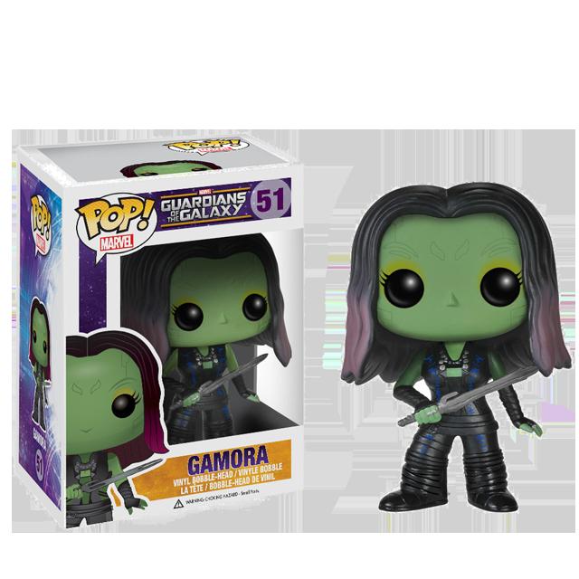 Figurka Funko POP! Gamora