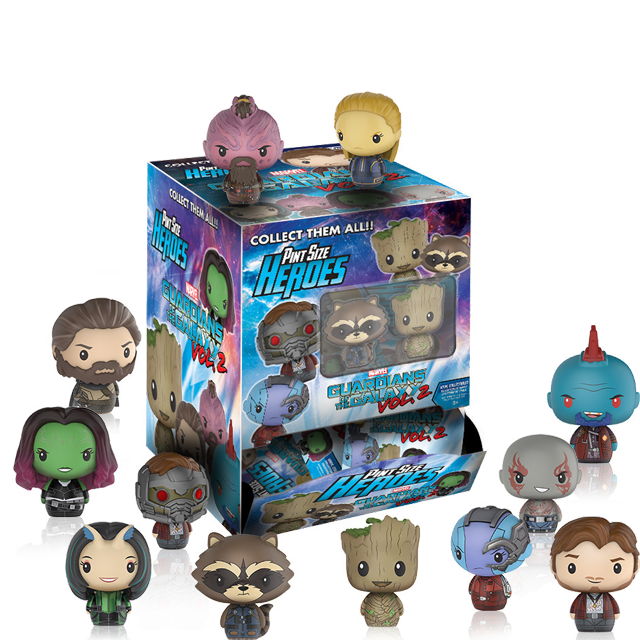 Pint Size Heroes Guardians Of The Galaxy - PINT SIZE Blindbox