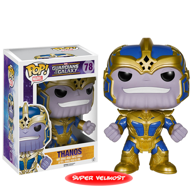 Figurka Funko POP! Thanos