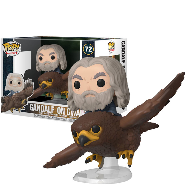 Funko POP Gwaihir w/ Gandalf