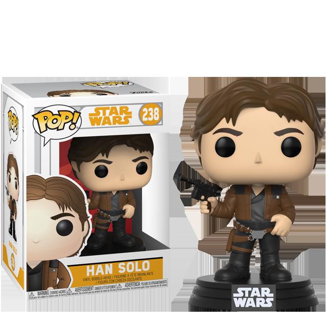 Figurka Funko POP! Han Solo