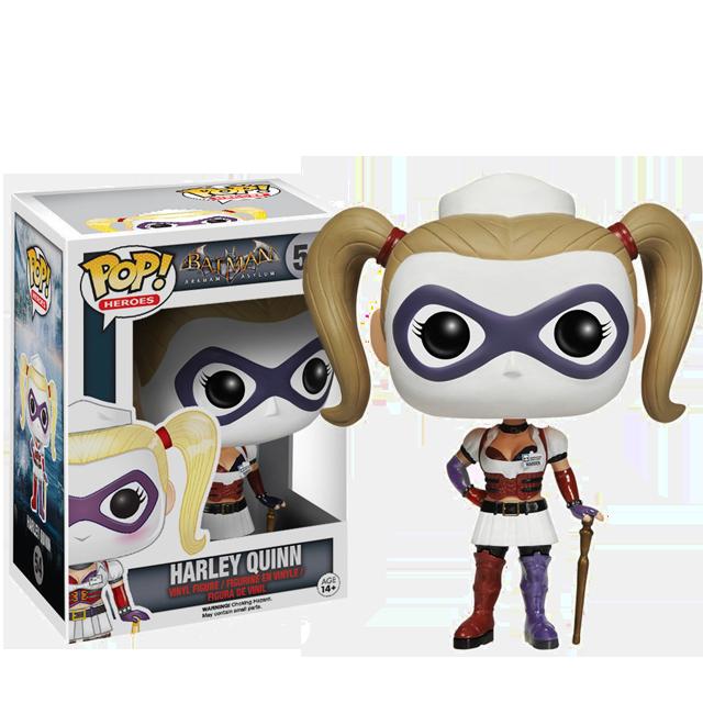 Figurka Funko POP! Harley Quinn - Arkham