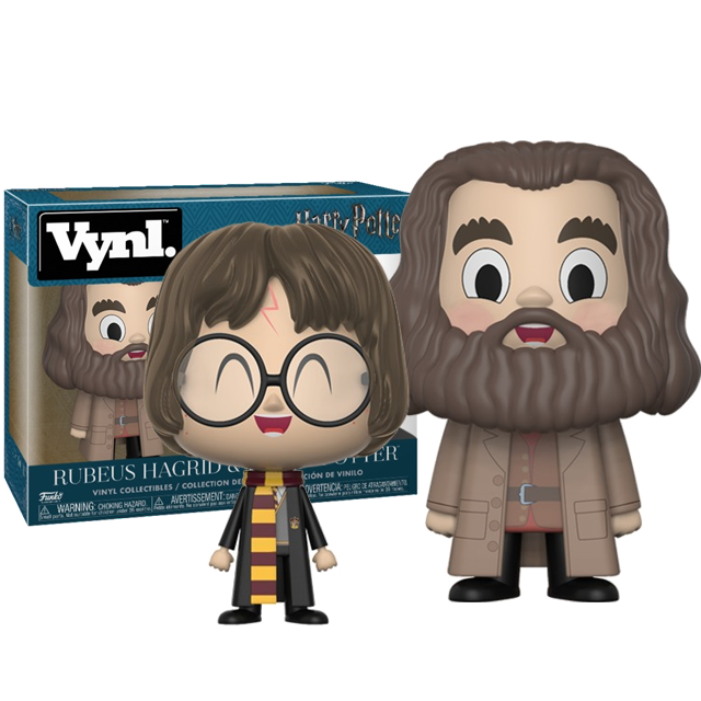 Vynl Harry a Hagrid 2-pack Vynl