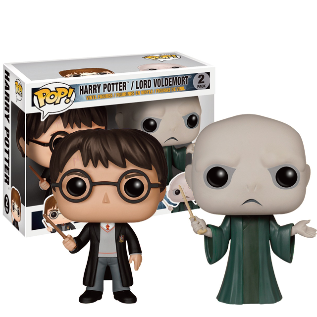 Figurka Funko POP! Harry Potter a Voldemort