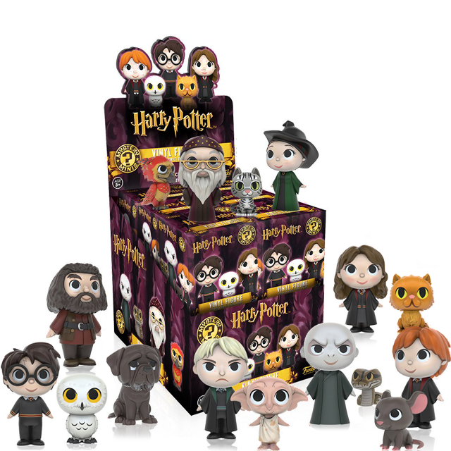 Figurky Mystery Minis Harry Potter - Blindbox