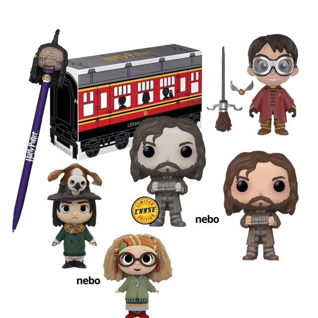 Figurka Funko POP Harry Potter Box Kit