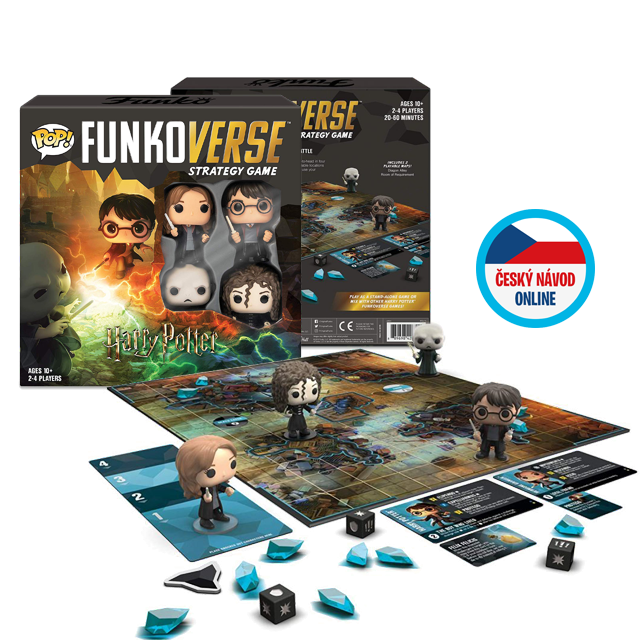 Funko Harry Potter Funkoverse - board game