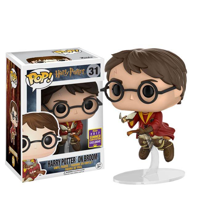 Harry Potter na koštěti
