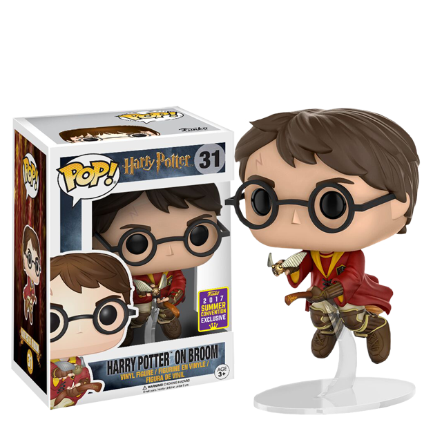 Figurka Funko POP! Harry Potter na koštěti