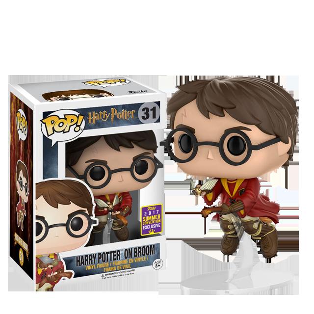 Figurka Funko POP! Harry Potter na koštěti