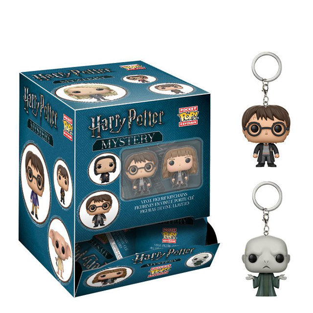 Pocket POP! Harry Potter přívesky na klíče - Blindbox