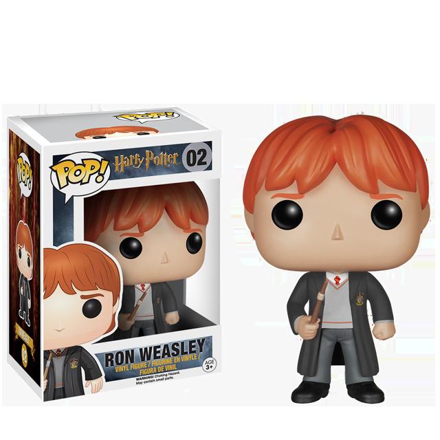 Figurka Funko POP! Ron Weasley
