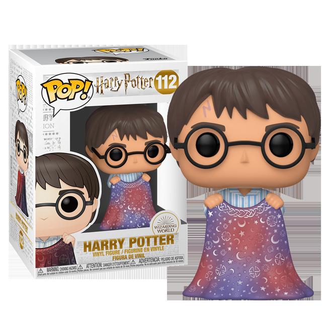 Funko POP Harry Potter s Neviditelným pláštěm