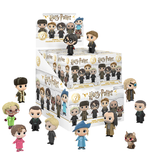 Figurky Mystery Minis Harry Potter série 3 - Blindbox