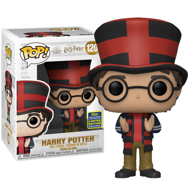 Funko POP Harry Potter Quidditch World Cup SDCC