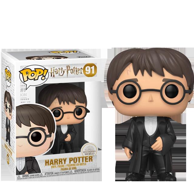 Figurka Funko POP Harry Potter v obleku