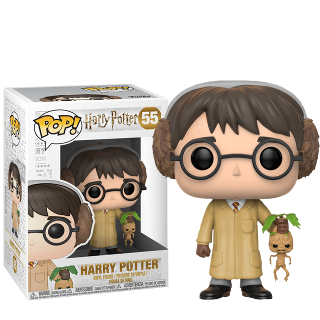 Figurka Funko POP! Harry s Mandragorou