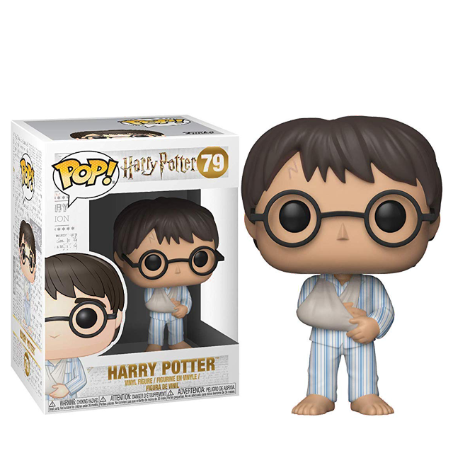Figurka Funko POP Harry v pyžamu
