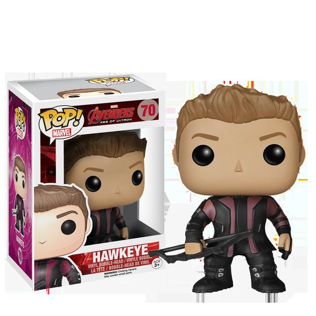 Figurka Funko POP! Hawkeye - Avengers