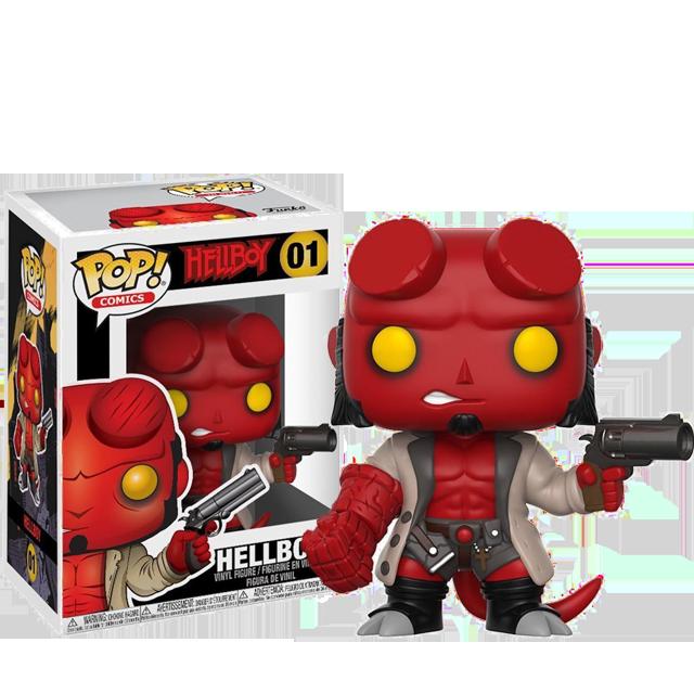Figurka Funko POP! Hellboy