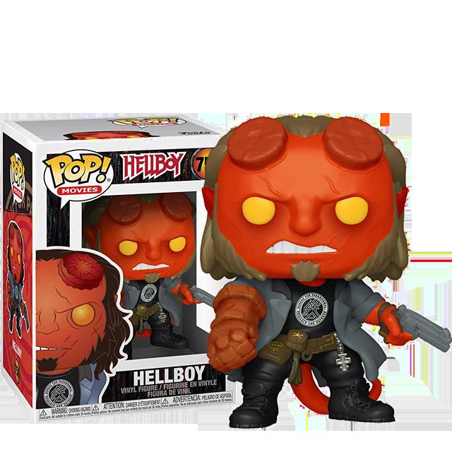 Figurka Funko POP Hellboy