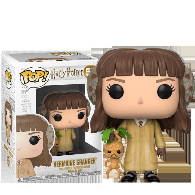 Figurka Funko POP! Hermiona s Mandragorou