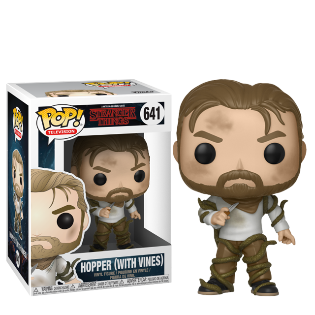 Figurka Funko POP! Hopper s chapadly