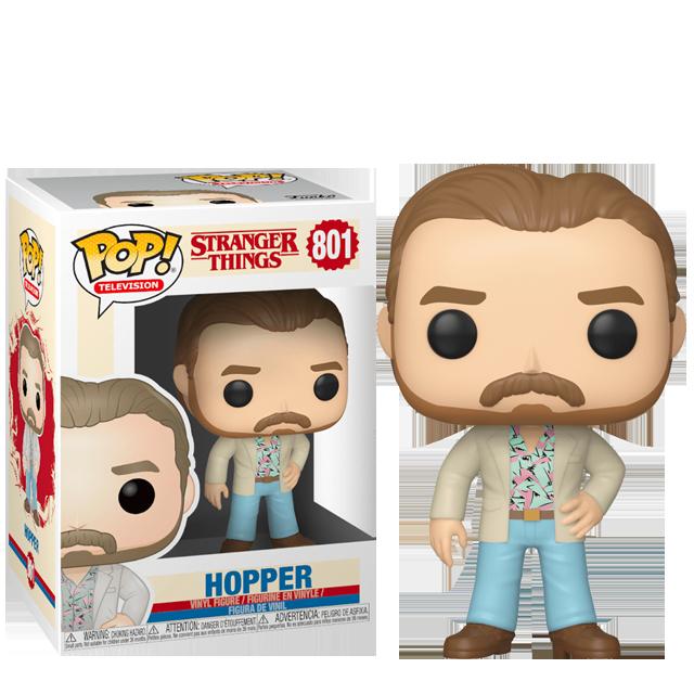 Figurka Funko POP! Hopper S3