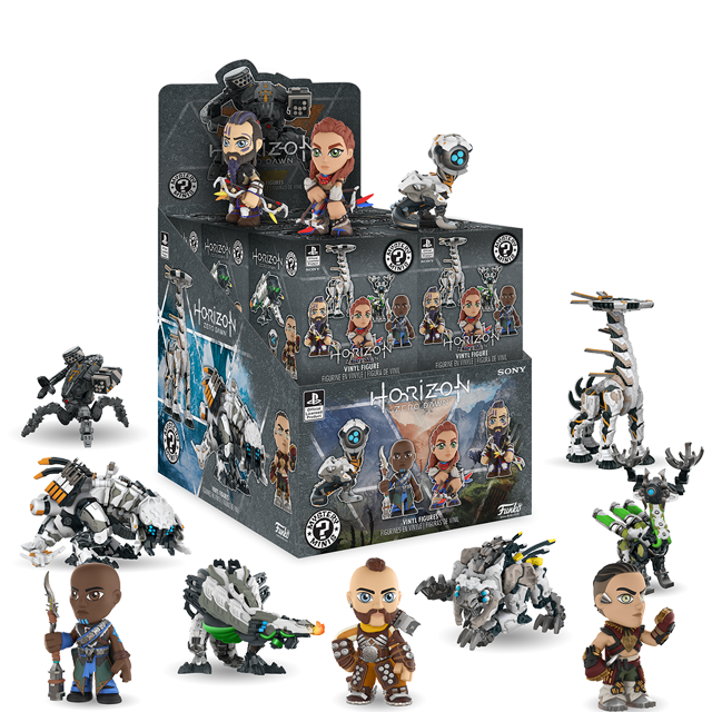 Figurky Mystery Minis Horizon Zero Dawn - Blindbox