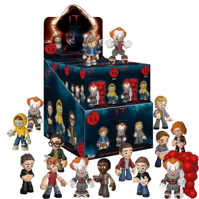 Figurky Mystery Minis Horor IT: Chapter 2 - Blindbox