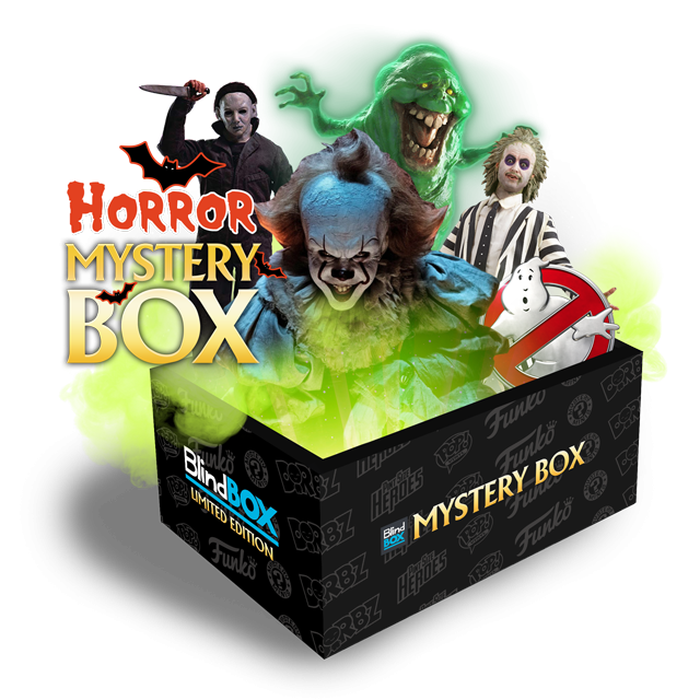 Blindbox Horror #10 Mystery Box