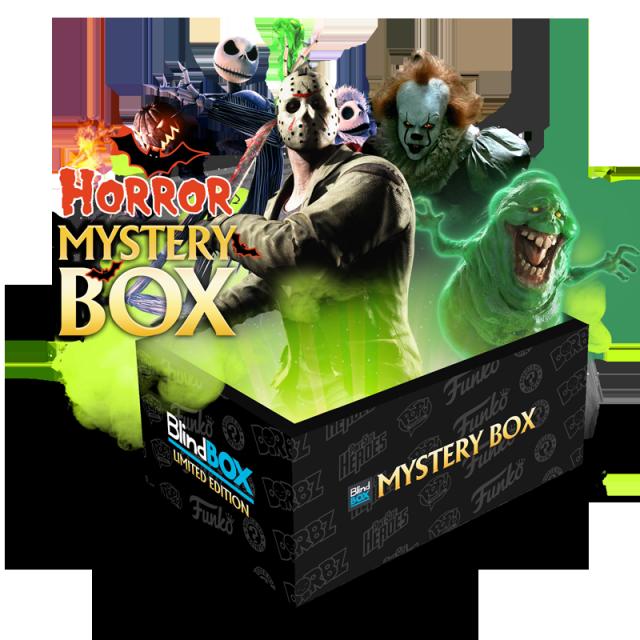 Blindbox Horror #14 Mystery Box