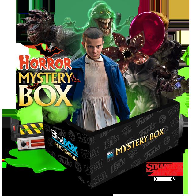 Blindbox Horror #15 Mystery Box