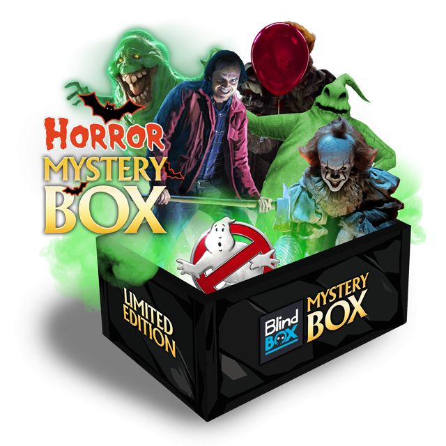 Horror #16 Mystery Box