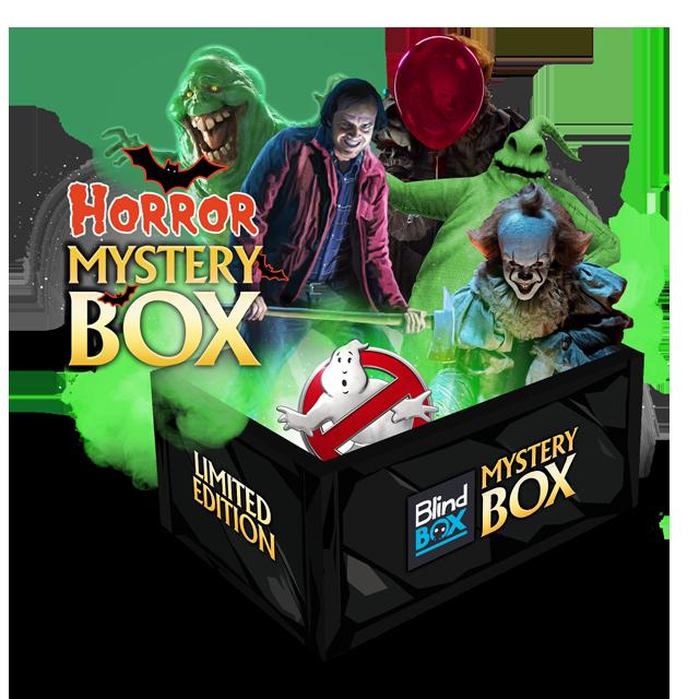 Blindbox Horror #16 Mystery Box