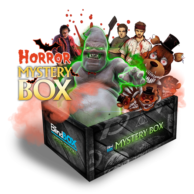 Blindbox Horror #7 Mystery Box