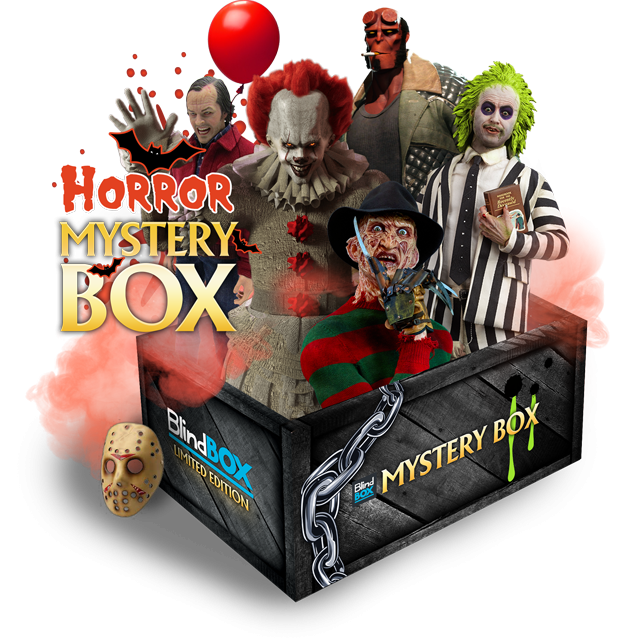 Blindbox Horror #8 Mystery Box
