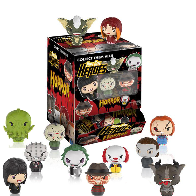 Pint Size Heroes Horror - PINT SIZE Blindbox