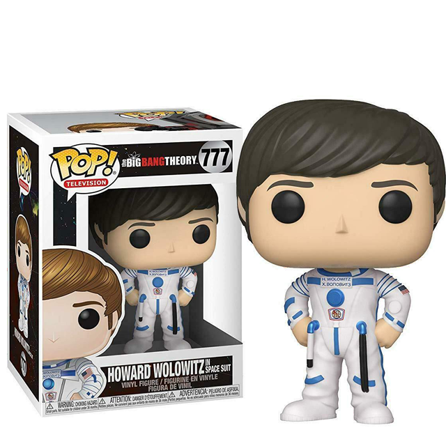 Figurka Funko POP Howard - Big Bang Theory
