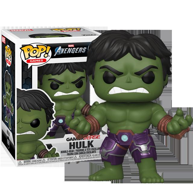 Funko POP Hulk - Avengers Game